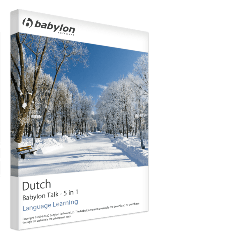 Dutch Language Learning