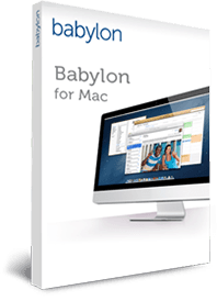 Babylon For Mac