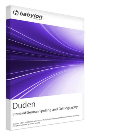 Duden - Standard German Spelling and Orthography