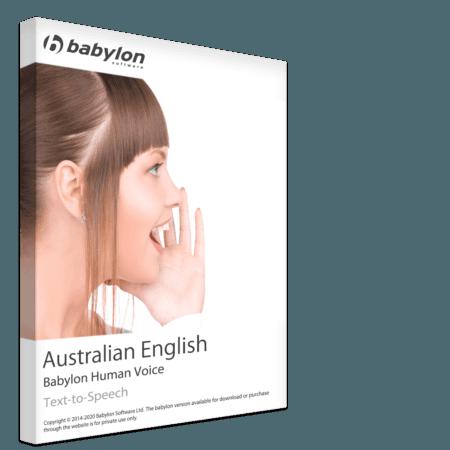 Australian English Text to Speech