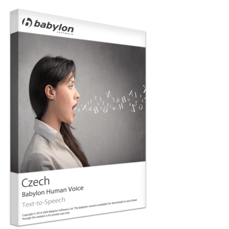 Czech Text to Speech