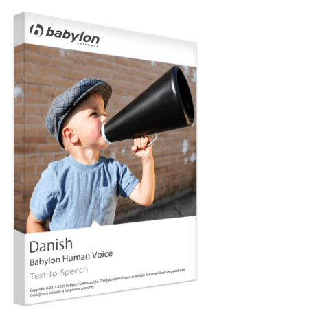 Danish Text to Speech