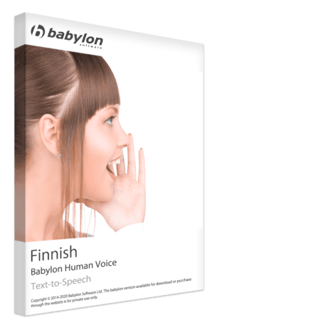 Finnish Text to Speech