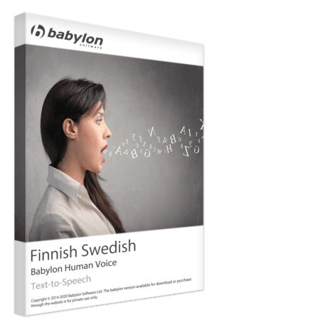Finnish Swedish Text to Speech