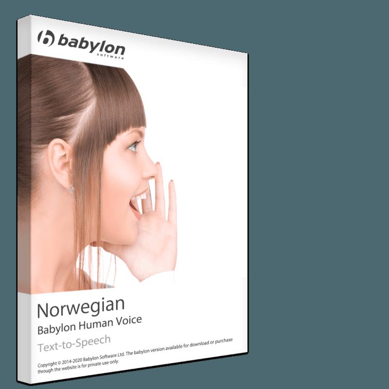 Norwegian Text to Speech