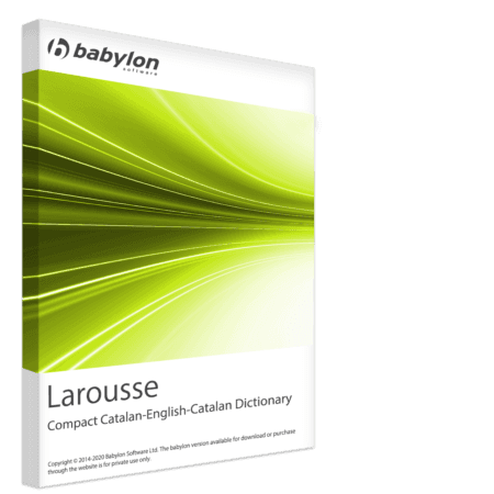 Larousse Compact Catalan-English-Catalan
