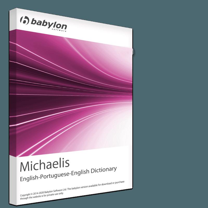 Michaelis English-Portuguese-English